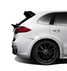 Porsche Cayenne Body Kit - 11 14 porsche cayenne af 4 aero function gfk 24 pcs full wide