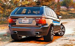 Bmw X5 2005 - bmw x5 e53 2005 sport package add on replace gta5 mods com