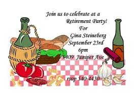 brunch invitation sle 16 best retirement party invitations images on