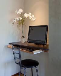 small kitchen desk ideas impressive computer desk ideas for small spaces interior