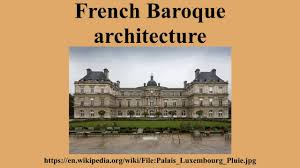french baroque architecture youtube