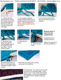 Wool Hook Rug Kits Wool Latch Hook Information