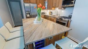 Aurora Kitchen Cabinets Blue Quartzite Kitchen Countertops