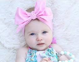 baby headwraps baby wrap baby wraps baby turban big bow by luluandmila