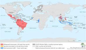 map of usa zika european center for disease on zika epidemic
