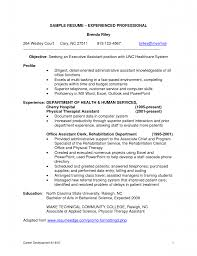 Best Objective In Resume by 28 Career Objective In Resume For Experienced Doc 12751650
