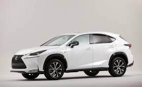 2015 lexus nx revealed with turbo and hybrid engines lexus nx forum