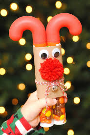 Cheap Reindeer Christmas Decorations by 25 Fun Christmas Gift Ideas Candy Cane Reindeer Candy Canes And