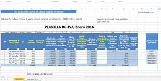 calculadora de salario diario integrado 2016 calcular rc iva 2016 con planilla tributaria bolivia impuestos blog