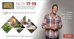 home design and remodeling show tickets enter for a chance to win 4 vip tickets to the ft lauderdale home
