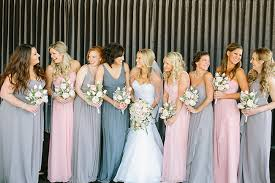 wedding dress trend 2017 2017 bridesmaid dress trends sequins separates more
