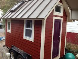 6 u2032 x 12 u2032 tiny house or office on a trailer for sale in durham