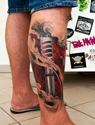 tattoo n 3d 46 mind blowing 3d tattoos that you must see to believe