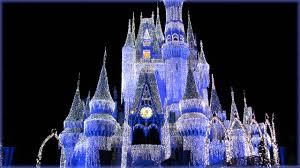 free disney wallpaper castle wallpapersafari
