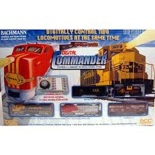 bachmann trains digital commander ready to run dcc equipped ho