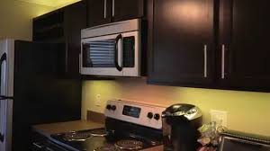 Under Kitchen Cabinet Tv How To Install Our Complete Led Light Strip Kits For Upper And