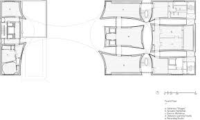 Centre Bell Floor Plan by Gallery Of Studio Bell Allied Works Architecture 14