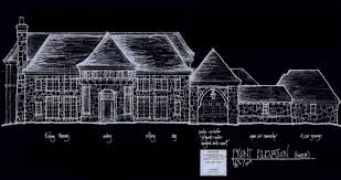 kmkirby designs french house design development drawings