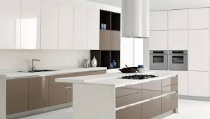 Dark Cabinets With Light Floors Kitchen Room Modern White Kitchens White Cabinets Light Floors