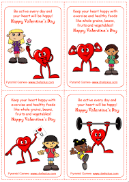 kids valentines cards printable s cards for kids