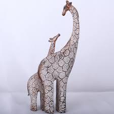 shop p european resin giraffe ornaments