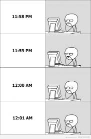 Meme Comic Editor - how new years is always celebrated