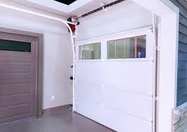 Liftmaster 8500 Garage Door Opener by High Lift Garage Door Conversion For Car Lift