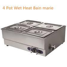 equipement electrique cuisine chauffe plats 1500 watts commerciale équipement de cuisine