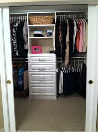 closet organization ideas for slanted roof attic space home