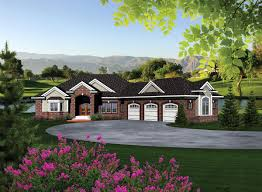 amazing large ranch house plans images best inspiration home