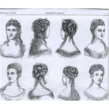 hairstyles of the 1800s mary shelley pinterest