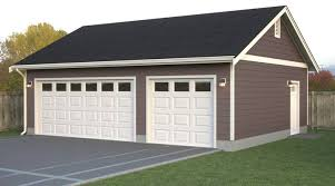 Workshop Garage Plans Simple Garage If You Need A Simple Detached Garage Layout We Can
