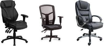 Desk Chair For Lower Back Pain Best Office Chair For Back Pain And Neck Pain