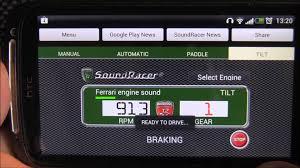 lexus lfa kaufen soundracer engine sound android app youtube