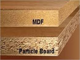 is mdf better than solid wood differentiate between mdf particle board or melamine