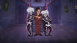 trick or treat tom hanks will reprise david s pumpkins for