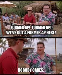Nobody Cares Meme - nobody cares meme jurassic park annesutu