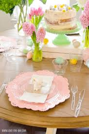 Easter Table Decorations Ideas by Easter Table Decorating Ideas By Lindi Haws Of Love The Day