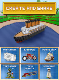 block craft 3d building simulator games for free android apps