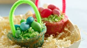 easter basket easter basket cookies recipe pillsbury