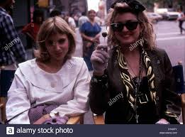 Seeking Ver Rosanna Arquette Desperately Seeking Susan Stock Photos Rosanna