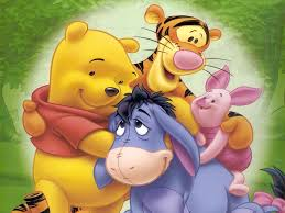 wallpapers wuini poh color analisis winnie pooh 1024x768