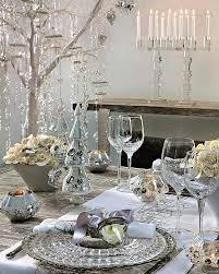 neoteric decorations gold and silver table tree chritsmas
