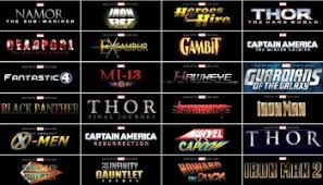 fanboy u0027s wet dream eight marvel movies to be released in 2018