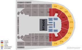 Mohegan Sun Arena Floor Plan Mohegan Sun Arena At Casey Plaza Wilkes Barre Tickets