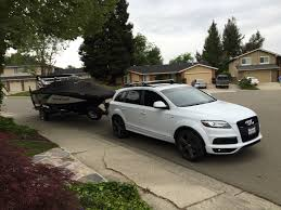 audi q7 towing package towing boat with q7 tdi vs non tdi page 2 audiworld forums