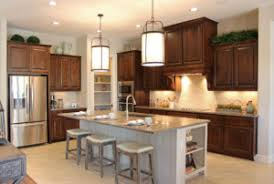 White Knotty Alder Cabinets Can My Kitchen Cabinets Be Different From The Rest Of My House