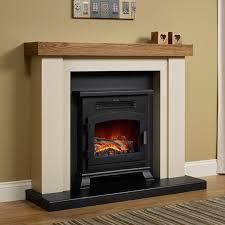 free delivery elgin u0026 hall bracken electric fireplace suite