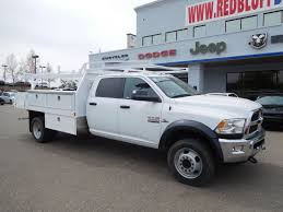 Dodge Ram 4500 - new 2015 ram 4500 crew cab contractor body for sale in red