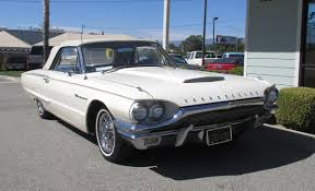 1964 ford thunderbird u2013 2 door convertible